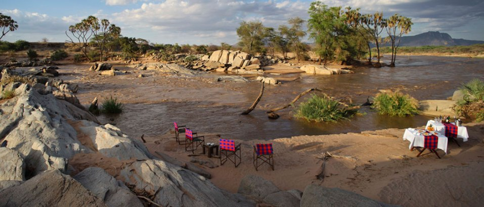 3 Days Samburu Lodge Safaris